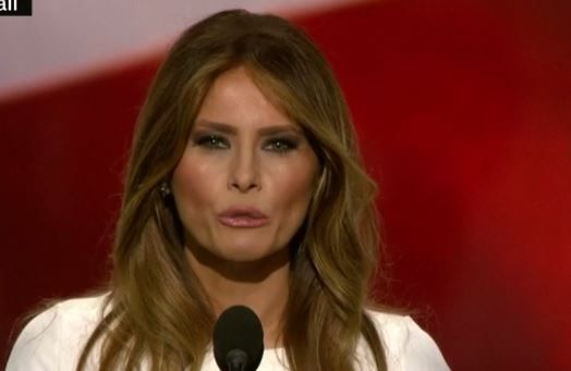 Well this is awkward Trump Shattered As Legal Request Made For Melania Trump's Immigration Records