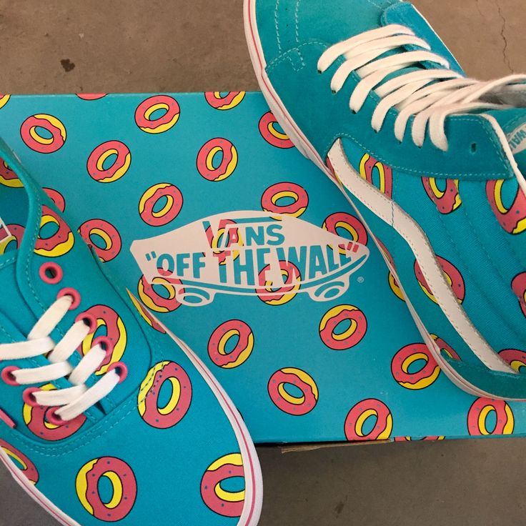 Vans x Odd Future I want it so bad... $70!!! Kinda pricy  but normal for vans.