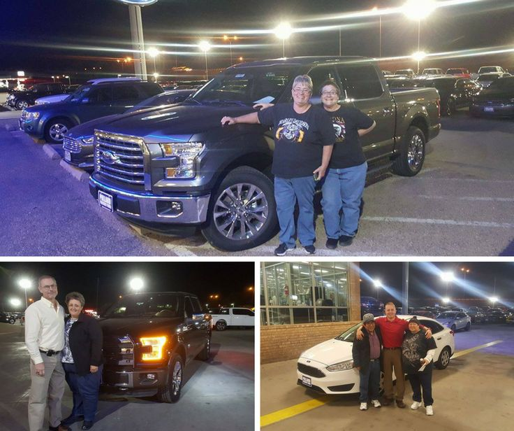 Thank you to all of our customers who chose Pollard Friendly Ford for their vehicle purchases & 7 best Customer Pics! images on Pinterest | Ford Thank you for ... markmcfarlin.com