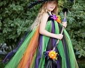witch tutu costume on Etsy, a global handmade and vintage marketplace.