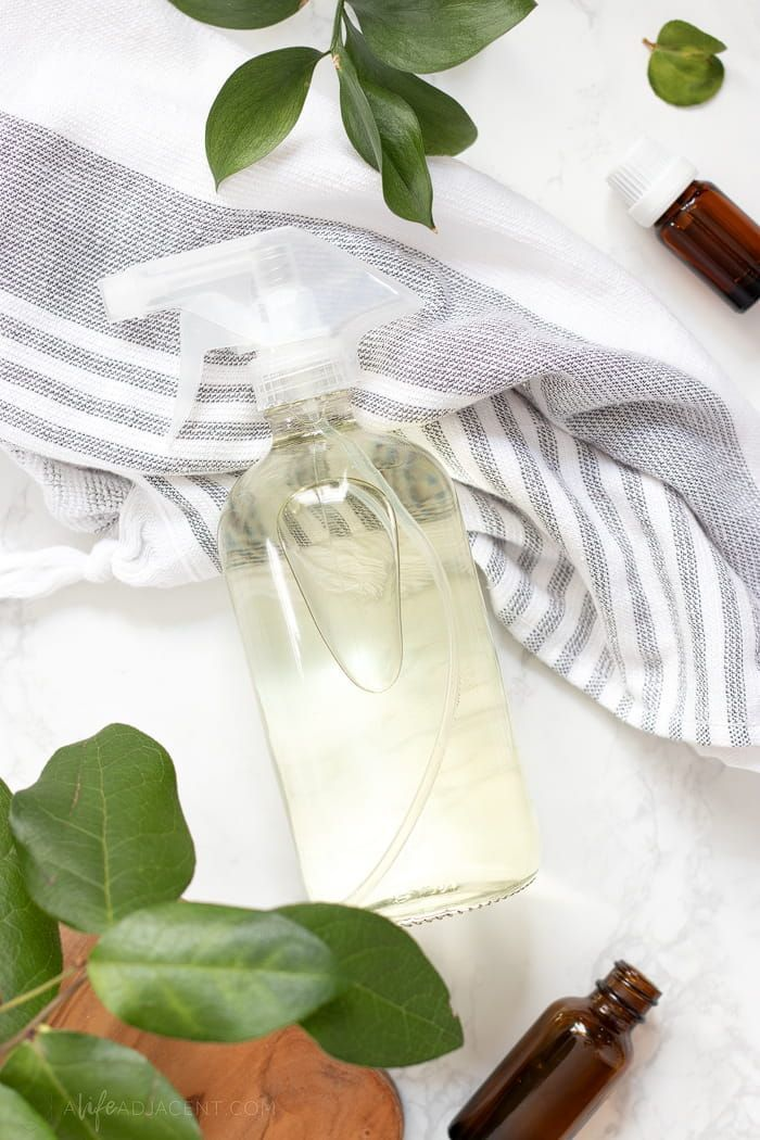 DIY Disinfectant Spray without Rubbing Alcohol in 2020