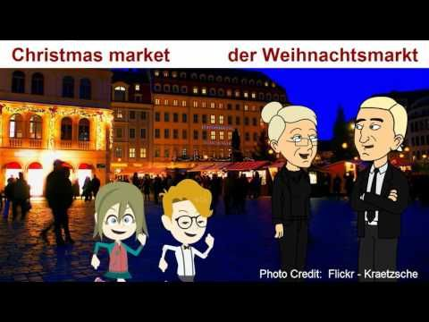 German Christmas Expressions | Learn German | Speaksli