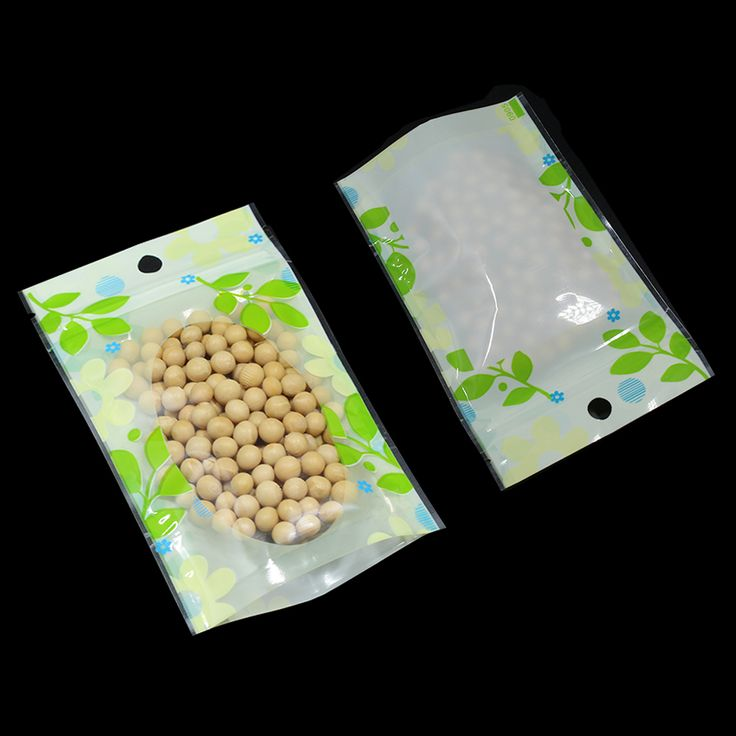 ==> [Free Shipping] Buy Best DHL ZipLock Stand Up Plastic Coffee Dried Food Packaging Bag With Clear Window Beans Tea Nut Storage Zipper Package Printed Bags Online with LOWEST Price | 32817224884