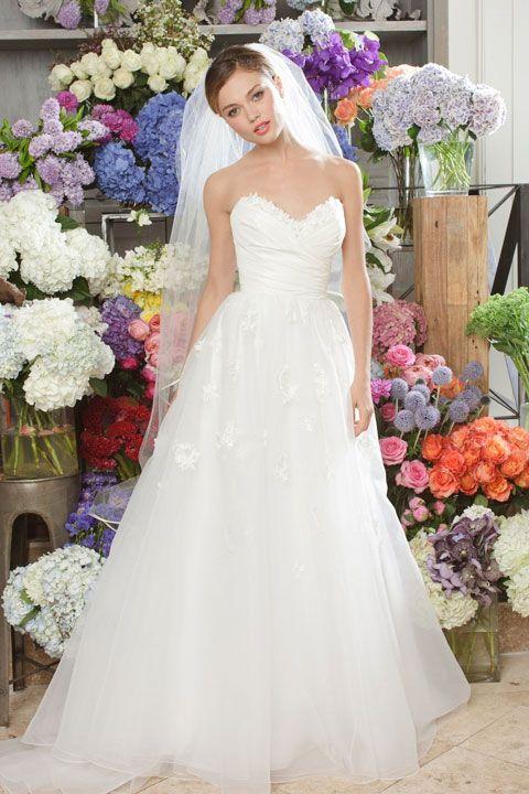 pretty: Dresses Wedding, Princesses Dresses, Wedding Dressses, White Wedding Dresses, Idea, Weddings, Bridal Gowns, The Dresses, Bride