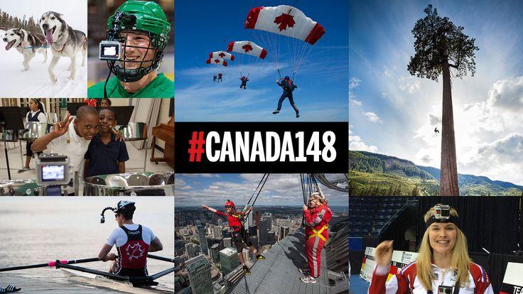 Canada's 148