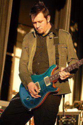 Troy McLawhorn