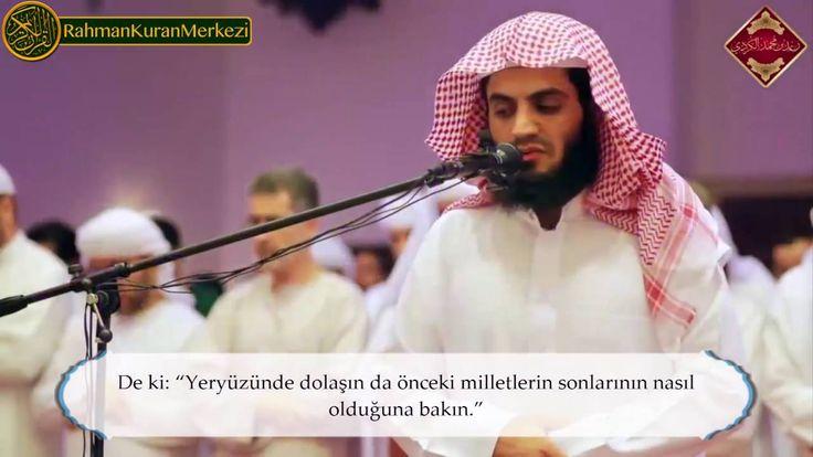 """""""Akrabaya, Yoksula ve Yolcuya hakkını ver"""" Raad Muhammad al Kurdi ᴴᴰ رعد..."""