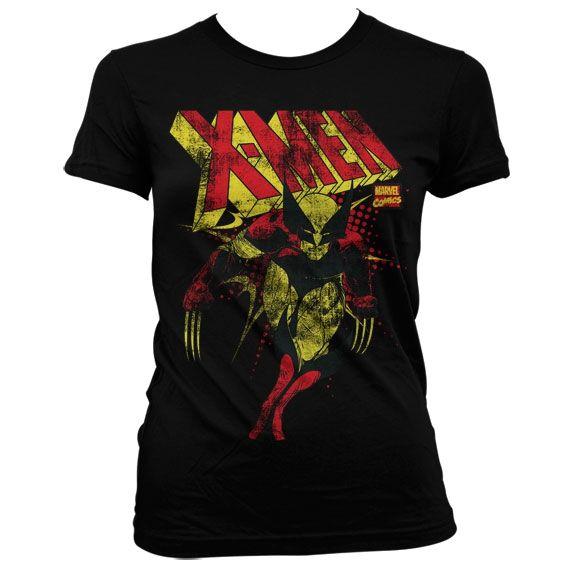 X-men Koszulka Damska