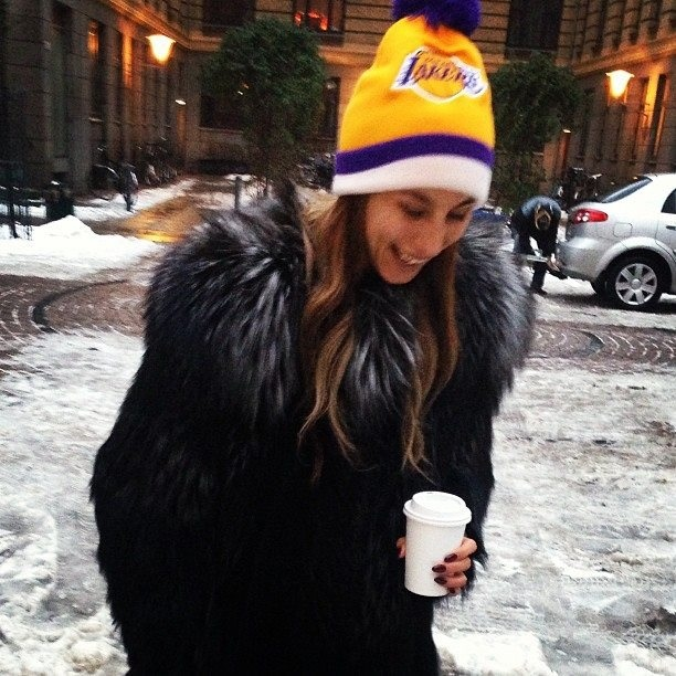 Medina + lakers what's not to like??