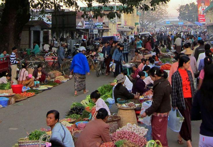 myitkyina market
