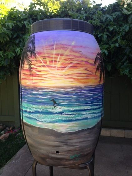 25 Best Ideas About Contemporary Rain Barrels On