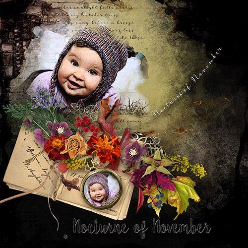 """Nocturn of November"" by VanillaM Designs http://scrapfromfrance.fr/shop/index.php?main_page=index&manufacturers_id=111&zenid=96c2d1608afed779064239abe2f324e3 http://digital-crea.fr/shop/index.php?main_page=index&cPath=155_522&zenid=76v55f957btkj73t1ivl95lui2 http://wilma4ever.com/index.php?main_page=index&cPath=52_440 with kind approval Photo by Jivka Asenova"