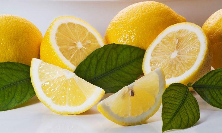 6 enkla skönhetsknep med citron