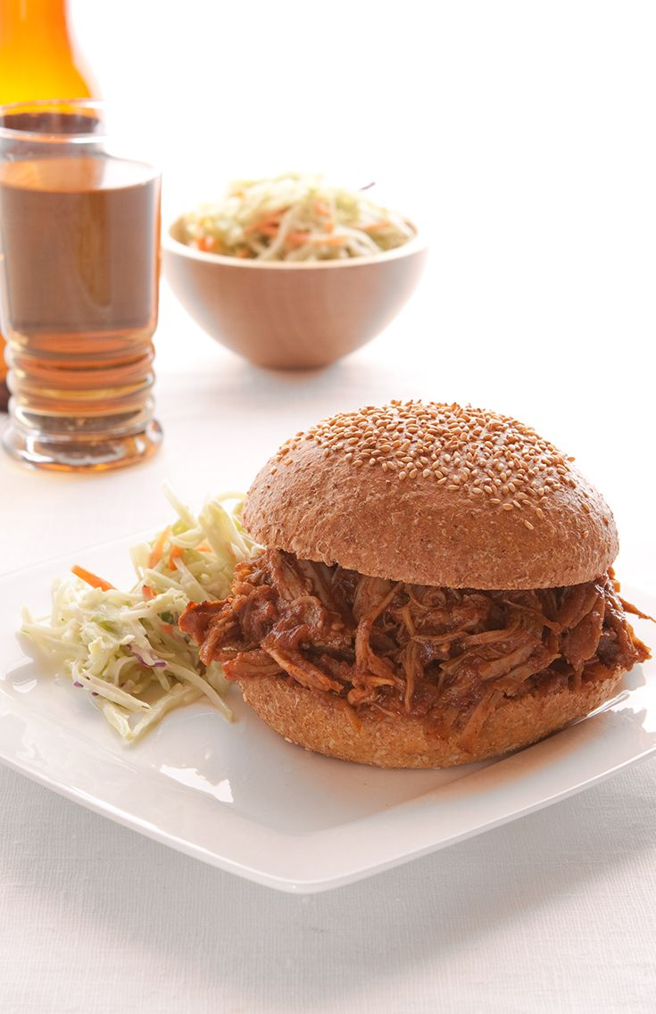 Epicure's Pulled Pork Sandwiches