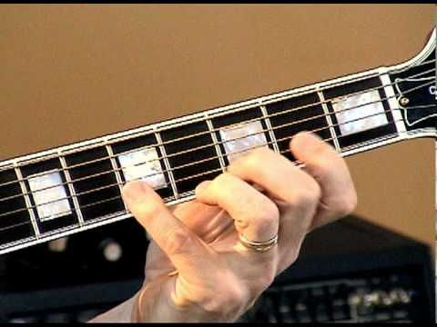 Guitar Exercise for Finger Independence and Control