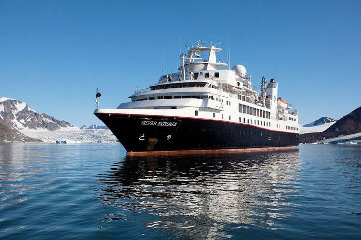 Silver Explorer: para navegar por el Ártico en un crucero de lujo