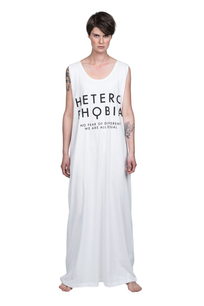 Heterophobia Tank Dress