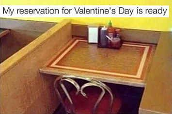 21 Memes That All Valentine's Day Singles Will Relate To