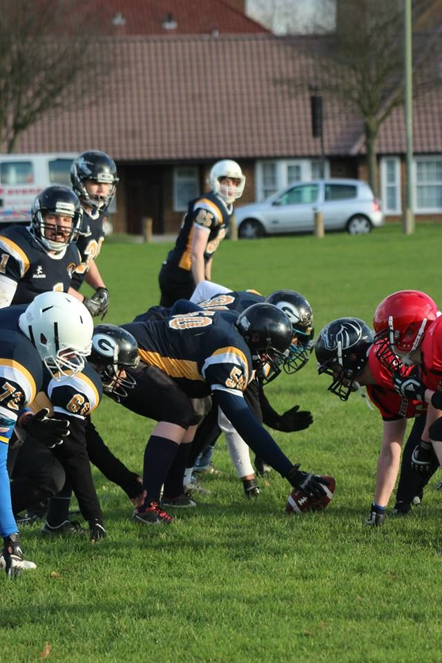 American Football- Greenwich Mariners (Photo from P.Hollins)