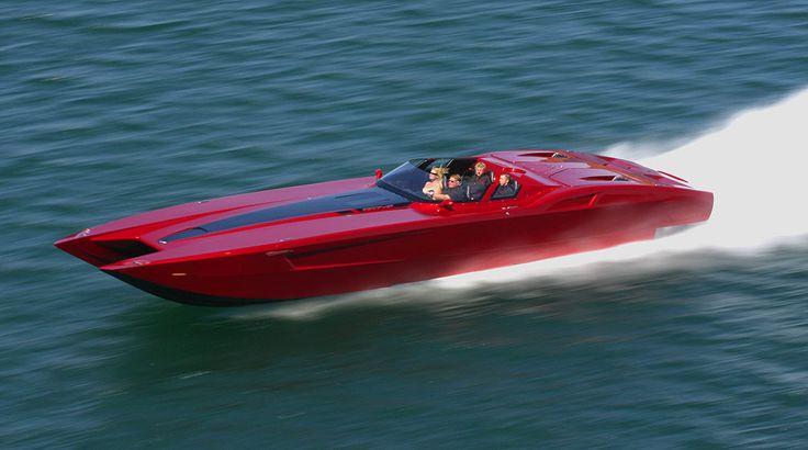 "Corvette Speed Boat   Don't sweat the ""Petty"", Pet the Sweaty!"