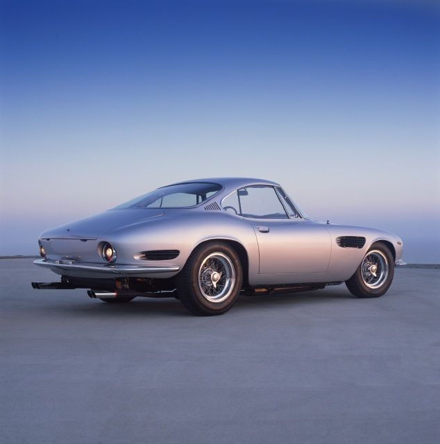 1962 Ferrari 250 GT SWB by Bertone Wouldn't it be cool to own a Ferrari from the year you were born?