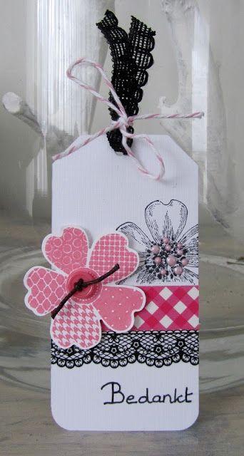 Thursday, August 8, 2013 freubelsvandemolletjes: CAS label - Flower Shop