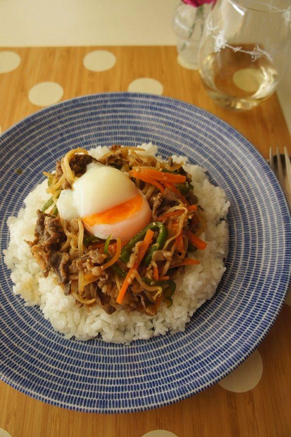 スタミナ満点☆プルコギ丼 by 楠みどり | レシピサイト「Nadia | ナディア」プロの料理を無料で検索