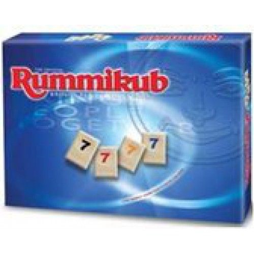 It's hard to find family games that are fun and challenging for both kids and adults, but Rummikub fills the bill on all counts. The rules are simple, the game is varied, and the fun is free for everyone!
