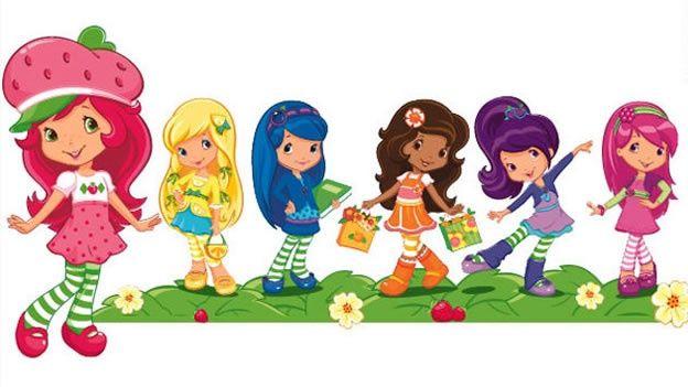 Fresita y sus amigas: Rosita Fresita, Naranjita, Ciruelita ...