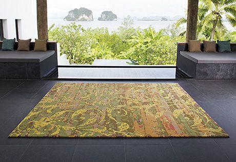 JAB ANSTOETZ - Teppiche von JAB ANSTOETZ exklusive Design-Teppiche » Design-Teppich » handgefertigte Teppiche » Characters » Jungle