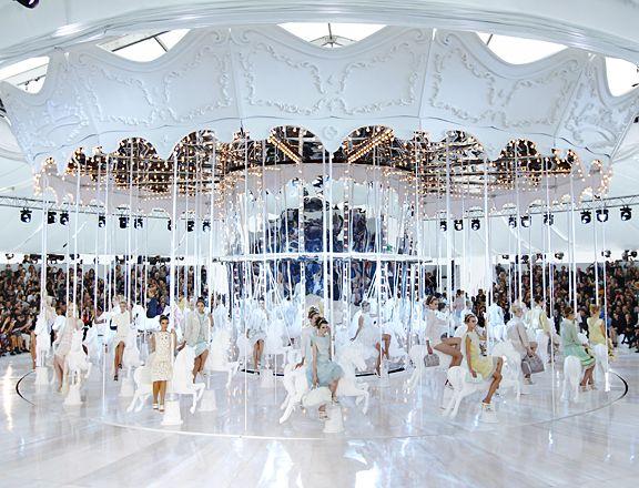 Louis Vuitton carrousel