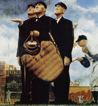♥ Norman Rockwell~