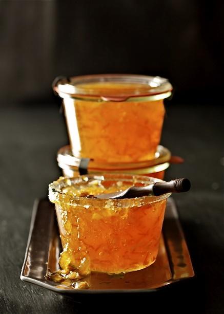 pots of marmalade