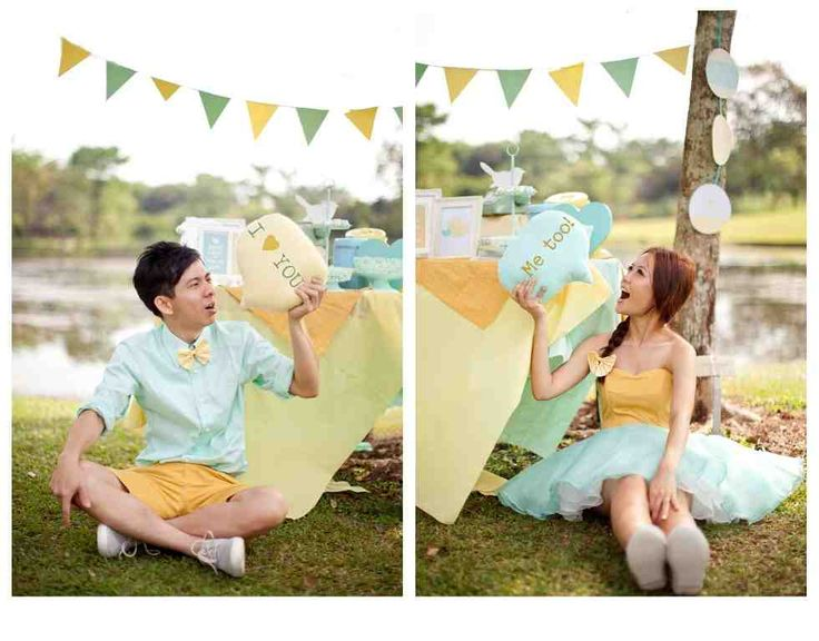 Pre Wedding Photoshoot Ideas