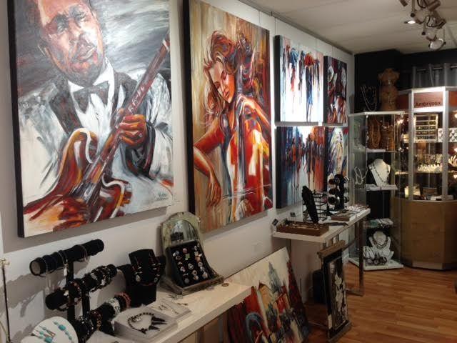 Des trouvailles artistiques au cœur du Vieux-Terrebonne: découvrez la boutique et galerie d'art Wow Les Filles!
