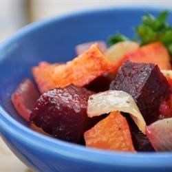 Roasted Beets 'n' Sweets - Allrecipes.com