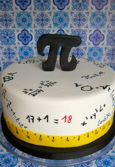birthday cake for math teacher - Αναζήτηση Google