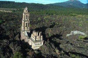 Parangaricutiro, Michoacan