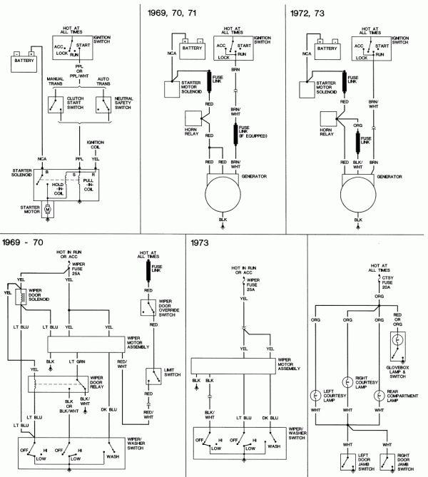 Subaru Horn Wiring Diagram Free Download Schematic