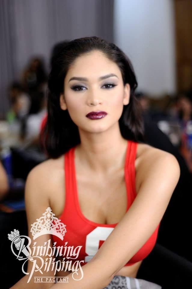 Pia Wurtzbach 2013 Bb Pilipinas 1st Runner Up 2014 Bb