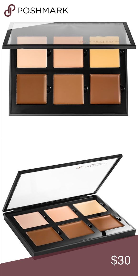 ****Anastasia Cream Contour Kit*** Color: light to medium  Use: only used one time  Included: original box AND one cream contour brush (in packaging) Makeup Concealer