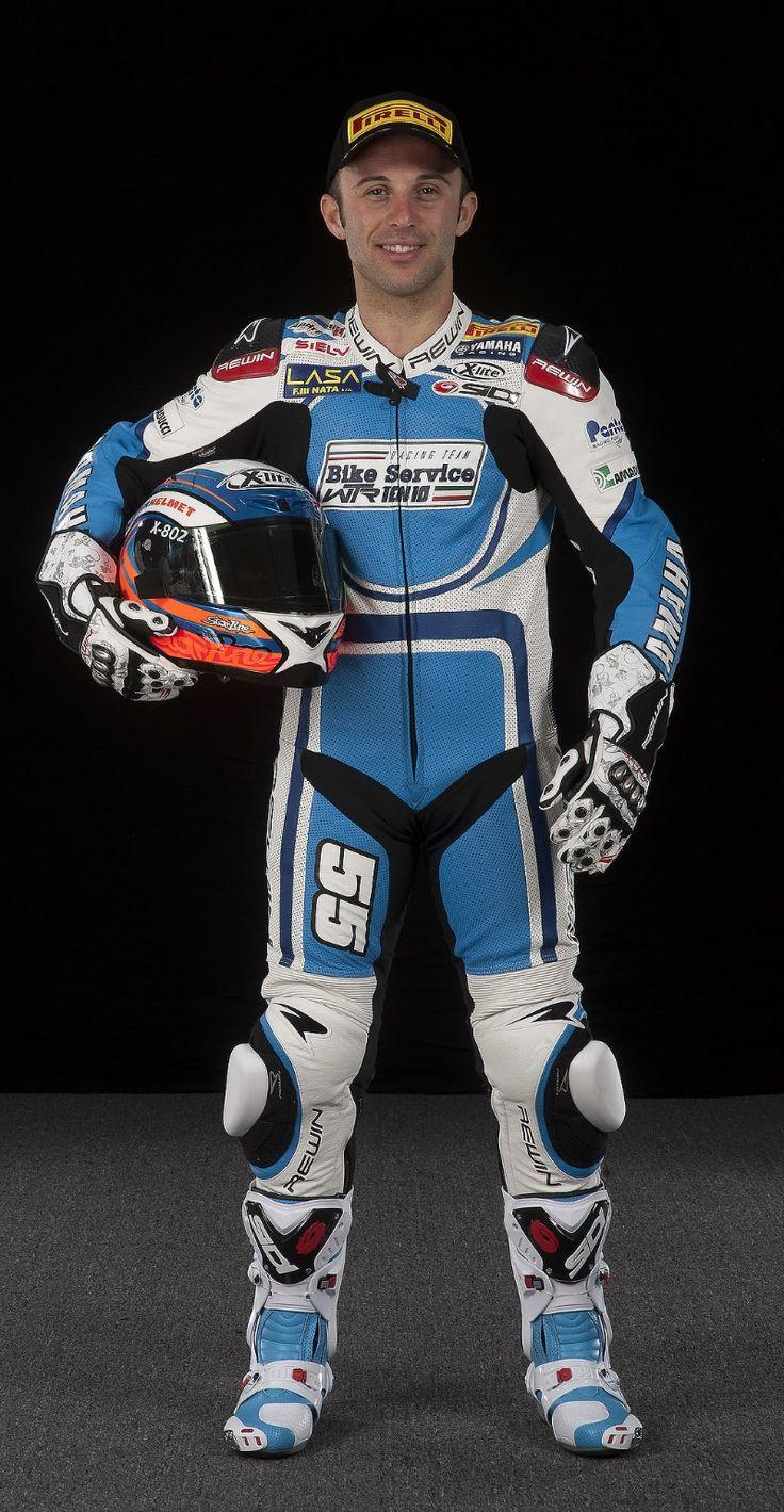 Roccoli, Supersport, Australian WSBK 2012