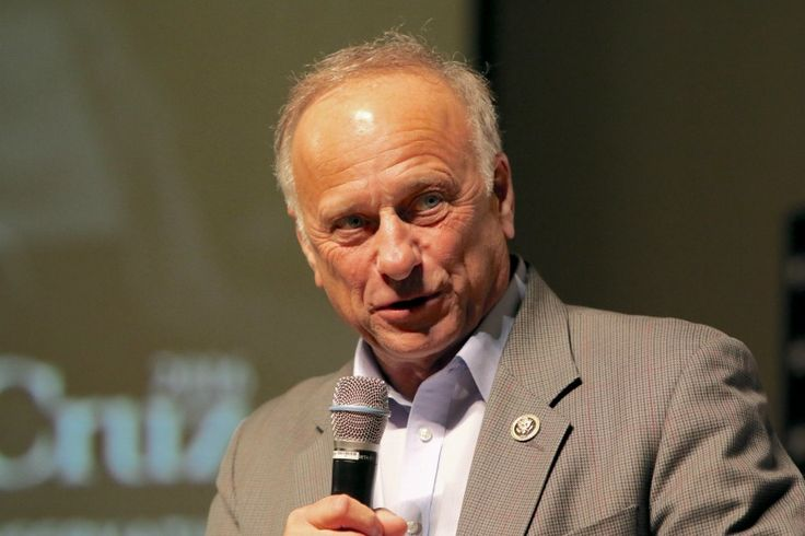 The Iowa congressman is a mascot for the Trumpists now running the country. Iowa Representative Steve King provoked widespread outrage this week for making, and then defending,white-supremacist statements in support of Geert Wilders, the leader of the Dutch fascist Party for Freedom, in the leadup to the Netherlands' Wednesday election.