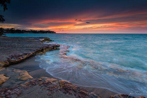 Sunset, Darwin, North Territory, Australia