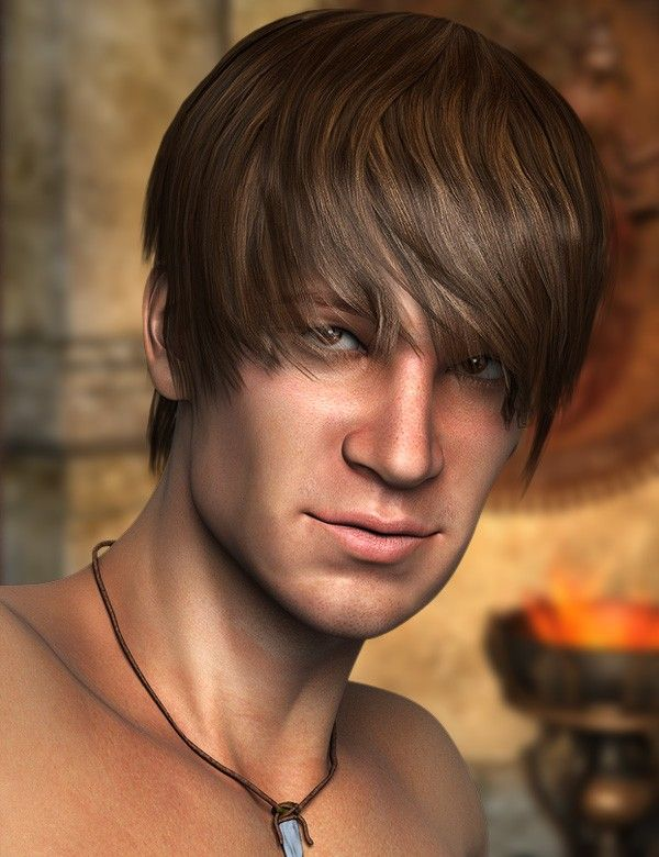 Nigel for M5 by ForbiddenWhispers, JSGraphics and Male-M3dia at Daz3D