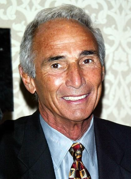 "Sandy Koufax ~ ""Sanford 'Sandy' Koufax (December 30, 1935) is an American former left-handed baseball pitcher who played his entire 12-year Major League Baseball (MLB) career for the Brooklyn/Los Angeles Dodgers (1955–1966). Retiring at the peak of his career, in 1972 he became, at age 36 and 20 days, the youngest player ever elected to the Baseball Hall of Fame. Koufax's career peaked with a run of six outstanding seasons from 1961 to 1966, before arthritis in his left elbow ended his…"""