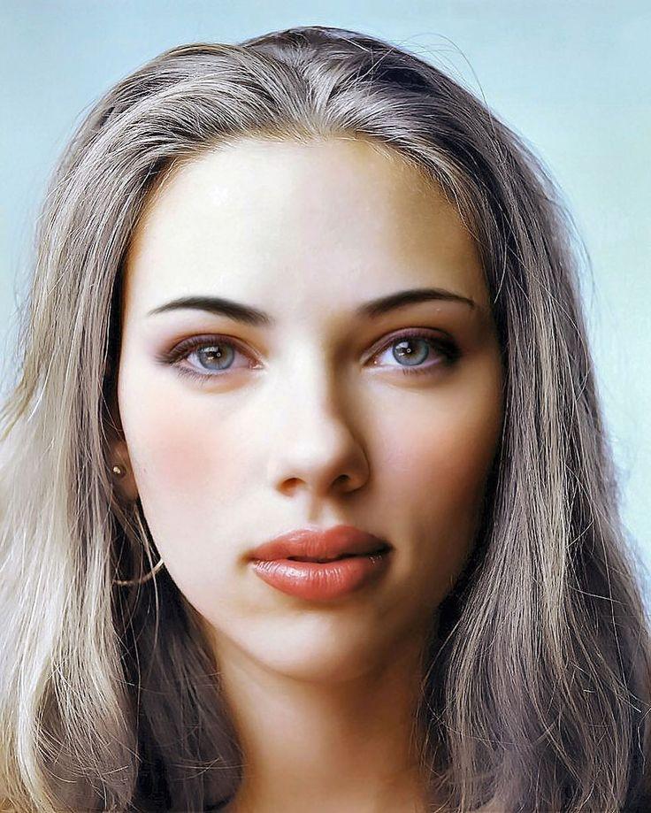 Our beautiful Scarlett Johansson ♥️ #scarlettjohansson