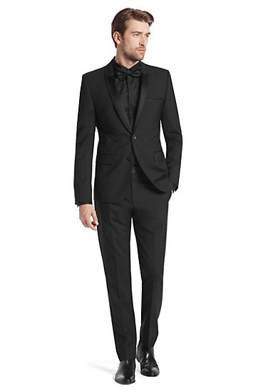 Groom - suit