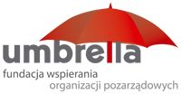 Fundacja Umbrella Having in mind that the citizens' actions are the basis of Democracy, we support funding and development of non-governmental organizations and social initiatives in Wroclaw. That is why we engage in training, advisory and informative activities, and we also offer access to our premises and facilities. *54-206 Wrocław, ul. Legnicka 65. mail: biuro@sektor3.wroclaw.pl tel. +48 71 359 75 00