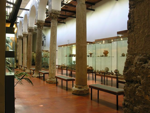 The Archaeological Museum. This Museum contains a rich archive of documentation relating to the entire Province of #Salerno